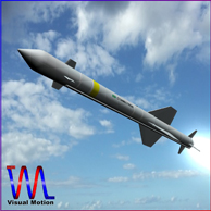MAR-1 ARM Missile