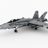 F-18 Finnish Air Force scheme