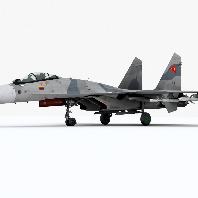 Sukhoi Su-27 Venezuela Air Force scheme