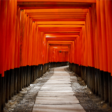 Kyoto - Fushimi Inari Shrine