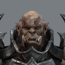 Lineage2 - Revolution Cinematic Orc
