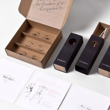 Women's Glasses Packaging Design