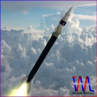 Black Brant VC Sounding Rocket