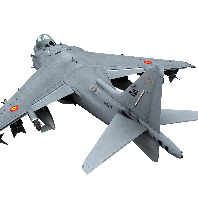 AV-8B Harrier II plus Bravo